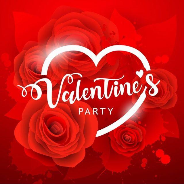 Valentínska párty